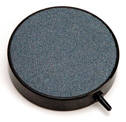 granite disc diffuser - ozone baths