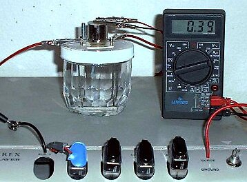 Geiner's Basic Colloidal Silver Generator